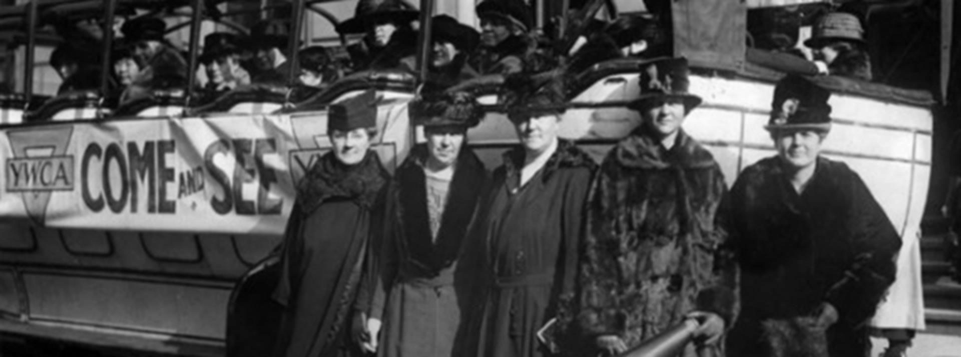 YWCA NYC History
