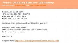 Undoing Racism Works MM2