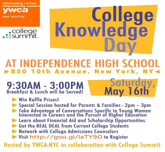 College Knowledge 3