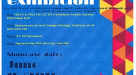 art show flyer[2] PS 327 Website