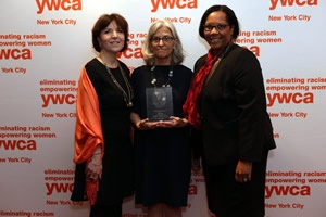 YWCA 2017 Luncheon Step & Repeat ywcanyc.org
