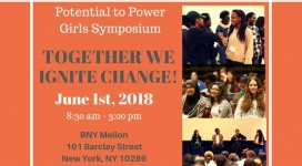 2018 Potential to Power Symposium ywcanyc.org