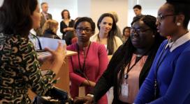Young Women: Bridging the Generation Gap 2018 Salon Series ywcanyc.org