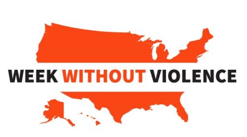 Week Without Violence USA icon