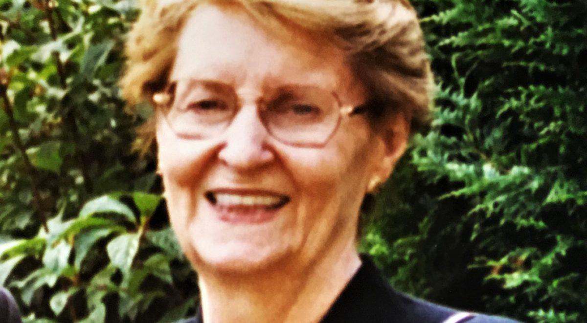 In Memoriam Photo of Margaret Breece Lowe